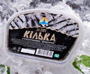 ПП пищевые контейнеры для рыбы, салатов икры 170 мл, 330 мл, 600 мл под заказ в киеве.