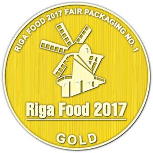 лучшее упаковочное решение на выставке Riga Food 2018. Крышка с ложкой - лучшее для молочных продуктов