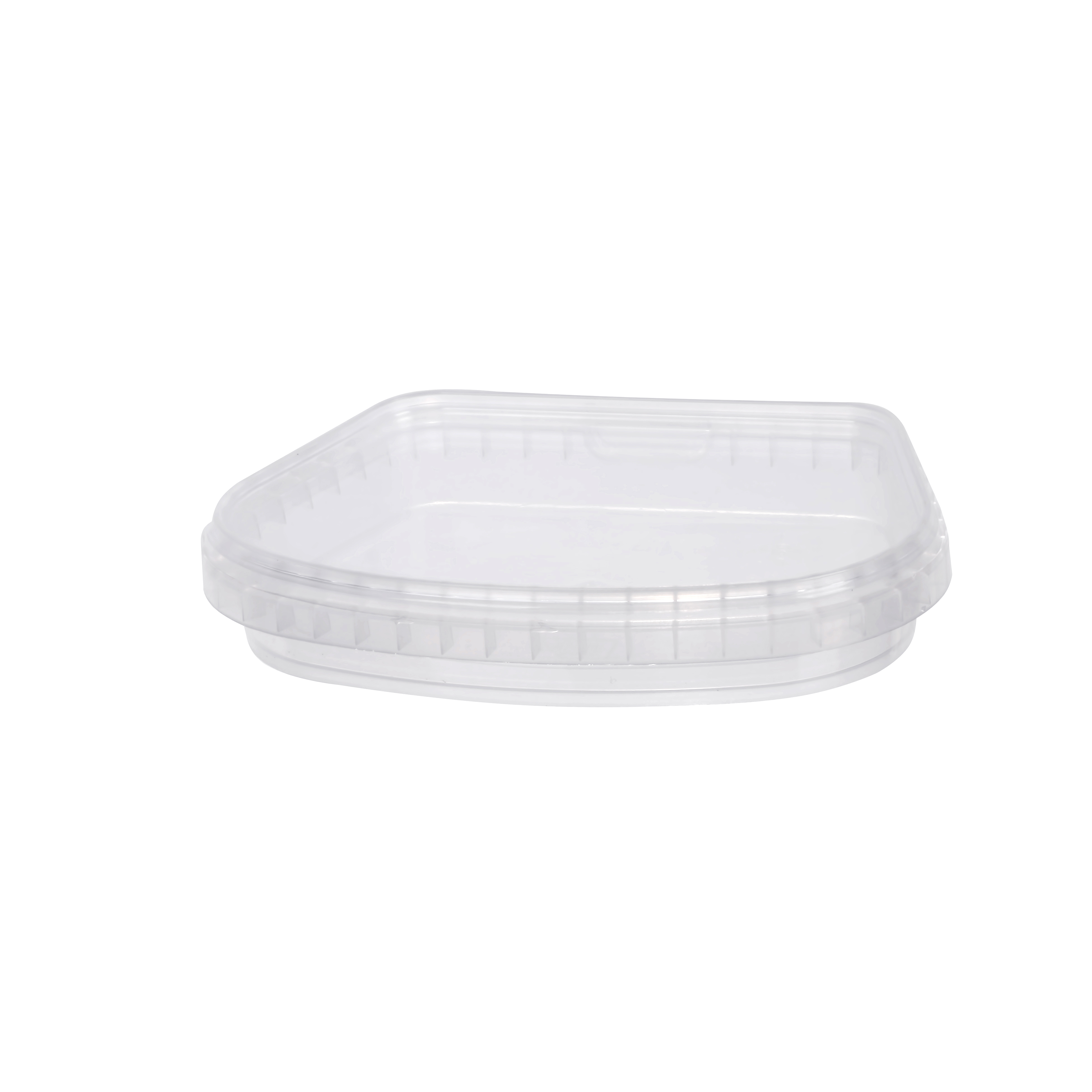 Hermetic  Food plastic containers - 170 ml volume
