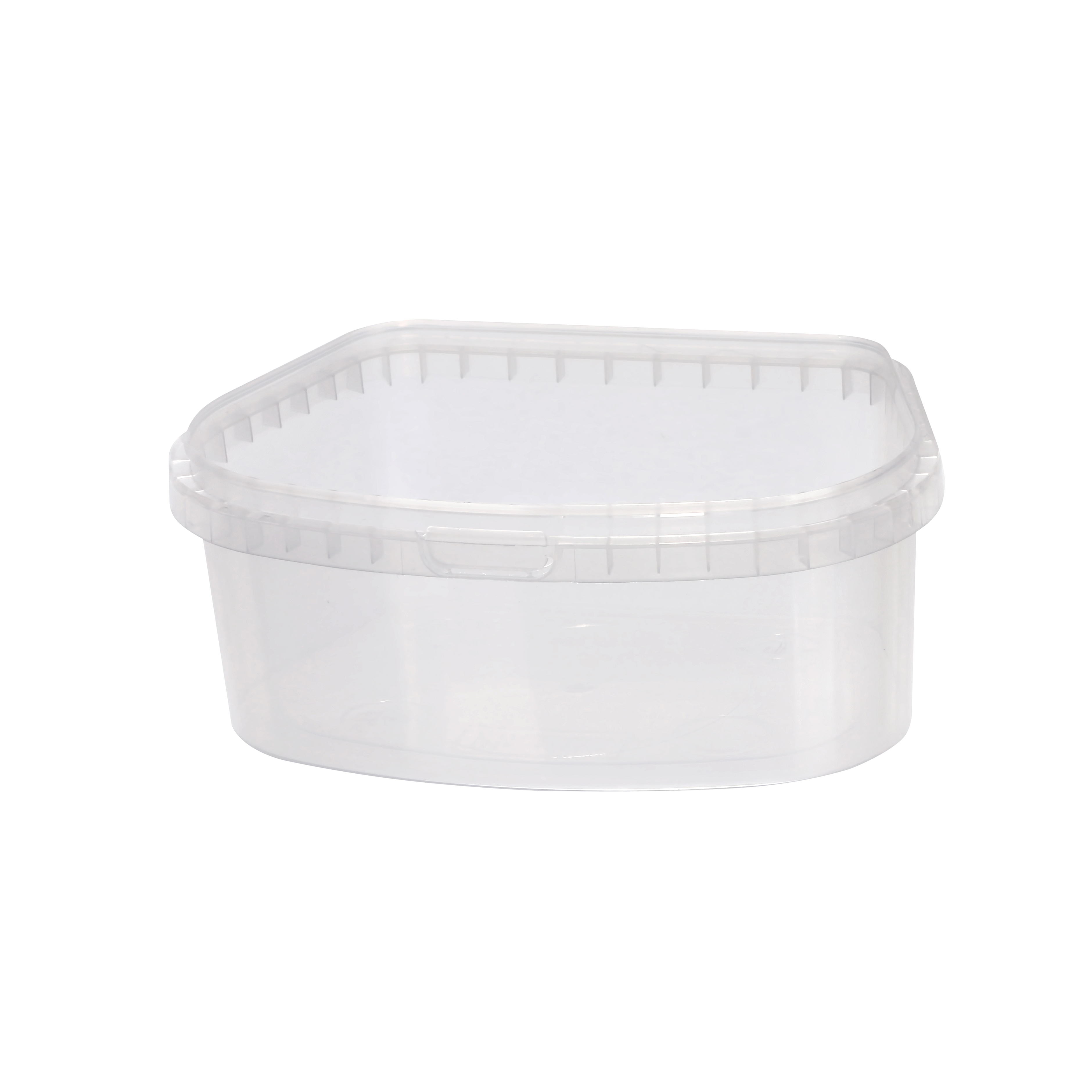 PP hermetic containers created by Plastco keep products fresh and saved from accidental opening