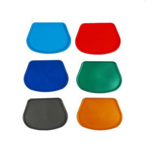 Производство Пластиковых пищевых контейнеров под заказ в киеве. Цветные пищевые контейнеры 170 мл, 330 мл, 600 мл